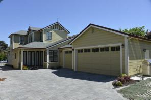Complete custom home + garage